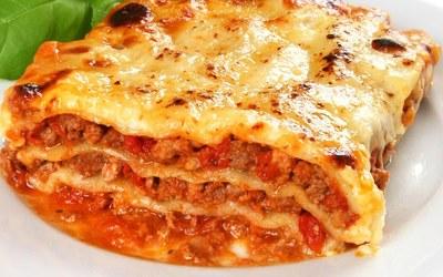 """Lasagne  """"al la bolognese""""  (  recette de famille)"""