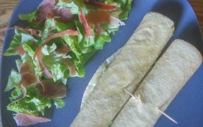 Wrap au thon