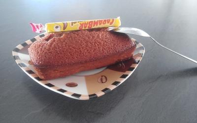 Mini-moelleux aux carambars caramel