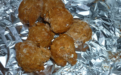 Biscuits muesli (sans sucre ni oeuf)