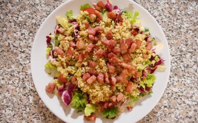 Salade Repas / Plusieurs variantes