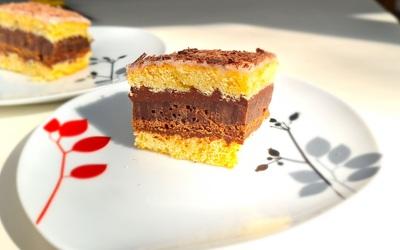 Gateau au yaourt façon napolitain (recette facile)