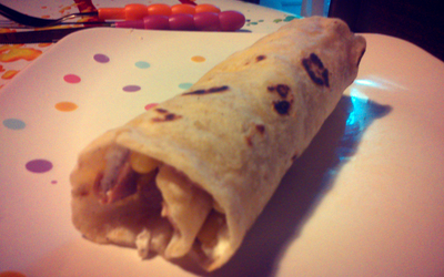 Tortillas de blé (pour wraps, fajitas..)