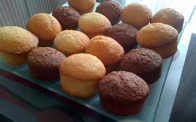 Muffin à la noix de coco