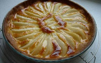 Tarte au poire recette