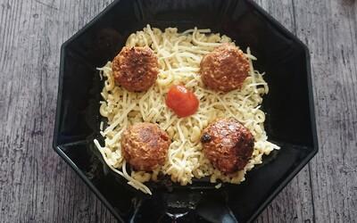 Boulettes boeuf/tomates