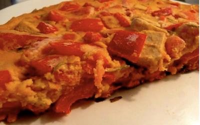 Omelette sans oeufs...