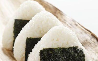 onigiris à la viande ( recette japonaise)