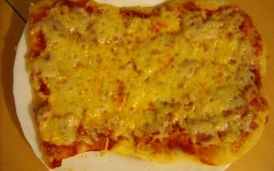 Recette gratin de p tes rapide facile pas ch re et - Veritable pate a pizza ...