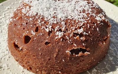 Bowlcake à la farine de châtaigne