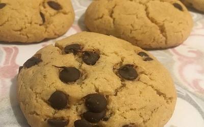 Cookies faciles sans beurre
