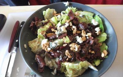 Salade de gésiers & co.