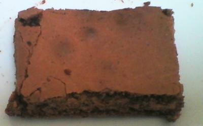 Gâteau au chocolat (sans beurre)