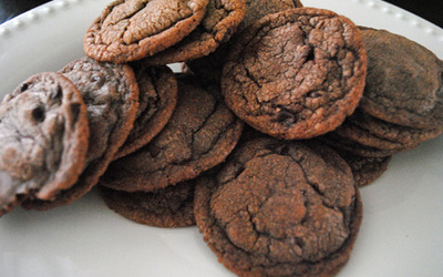 Cookies au Nutella…