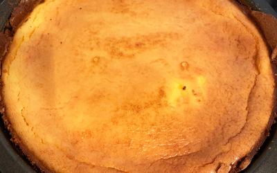 Cheese cake américain