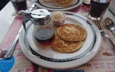 Pancakes express et hyper simple