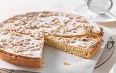 Torta della Nonna ( recette italienne)