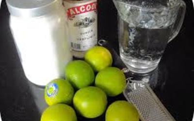 Limoncello Verde ( au citron vert)