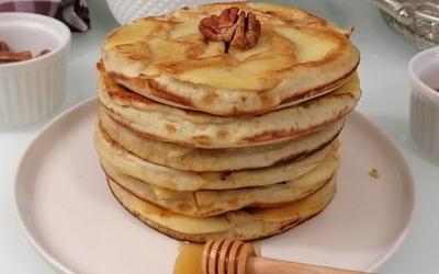 Pancake aux pommes