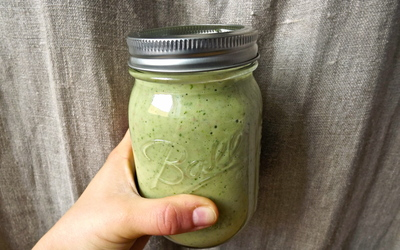 Green Smoothie 'Begginer'