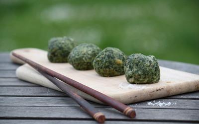Veg balls