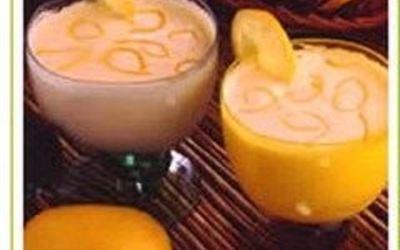 sabayon citron et Limoncello
