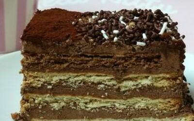 Gâteau aux petits- beurre et Maltesers