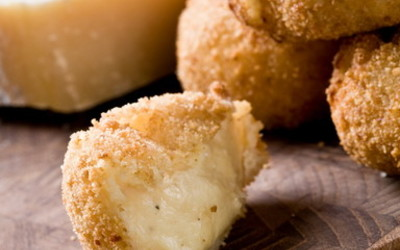 croquettes al parmagiano
