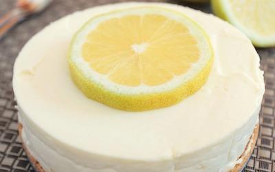 Cheese-cake bananes citron spéculos
