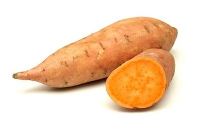 Poelée de patates douces
