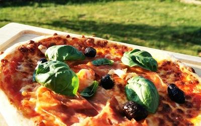 Pizza maison rapide