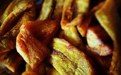 Bananes frites (ou Alloco)