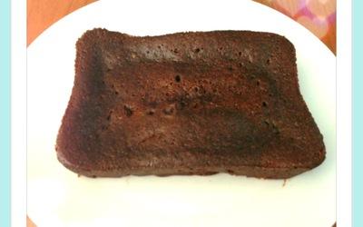 Gateau au chocolat express au micro-ondes