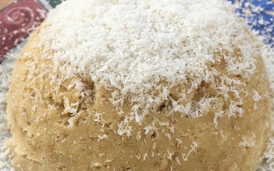 Bowlcake double-coco