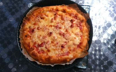 Pizza mozza'