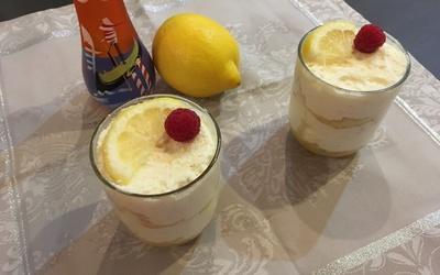 Tiramisu al lemone ( recette italienne)