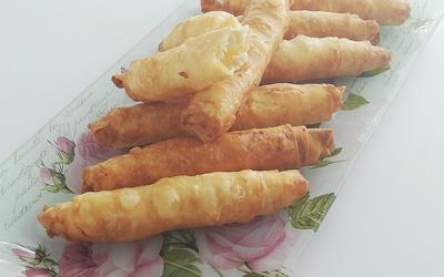 Börek roulé au fromage turc