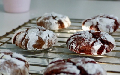 Crinkles Red Velvet