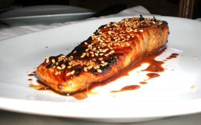 Saumon Sauce Soja