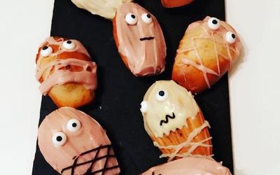 Madeleines Halloween