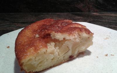 Gâteau yaourt et pommes extra simple !