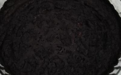 Gâteau chocolat sans farine-œufs-beurre