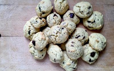 Pâte à Cookies : la base