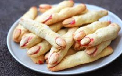 doigts de sorciéres  sucrés