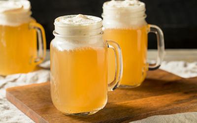 Bière au beurre