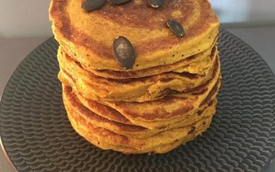 Pancakes de butternut