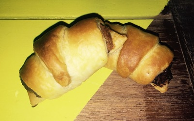 P'tits Croissants Chocolat & Beurre de cacahuètes