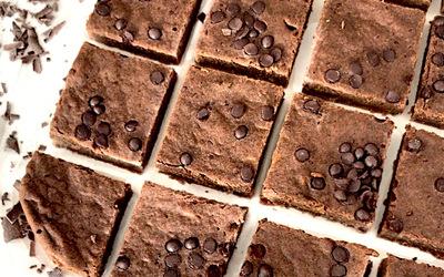 Fondant au chocolat à la patate douce