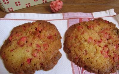 cookies aux légumes du soleil et féta