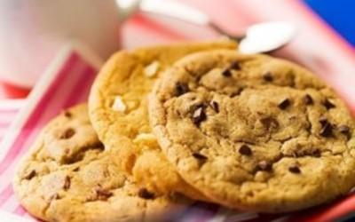 Cookies aux pépites choco